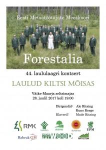Forestalia Kiltsi 2017